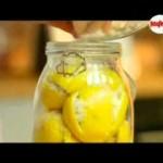 تخليل الليمون مخلل مطبخنا العربي2 محمد الاورفه لي