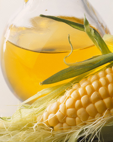Corn Oil & Ear of Corn