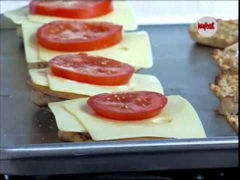 ساندويتش الافطار الصحي من ايفري داي فود