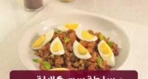 سلطة ست كلايلة من وصفات فتافيت لسحور رمضان