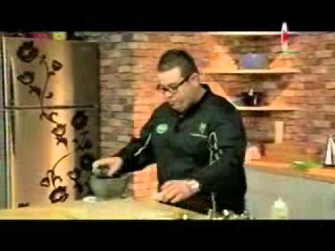 طماطم بجبن الموتزاريلا الجاموسي مطبخنا العربي2 محمد الاورفه لي