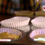 كب كيك بالقرع العسلي من جيمي  Pumpkin cupcake