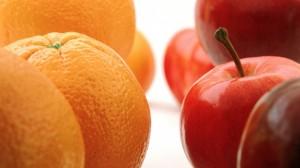 كوكتيل البرتقال والتفاح