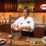 كيك الفواكه بالمارينج من حورية المطبخ