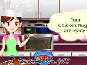 لعبة طبخ ناجتس الدجاج الصحية