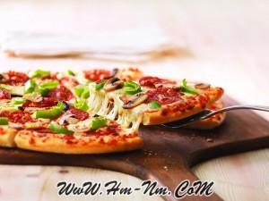 عجينة بان بيتزا من بيتزا هت