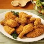 دجاج كنتاكي المقلي التقليدي
