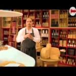 طريقة تصنيع جبن البارميجانو اوريجيانو الايطالي من 100 مكرونة