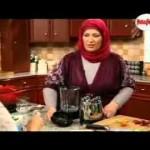 شوربة البروكلي وسلطة البنجر صحبة طيبة2 وفاء الكندري