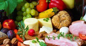 فوائد الطعام من الوانه