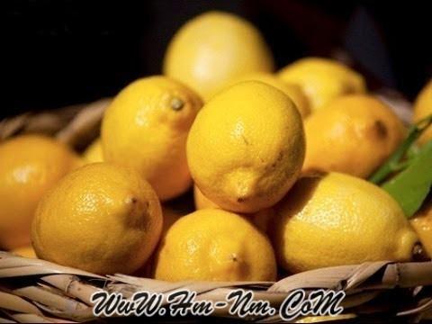 الاستفادة من ثمرات الليمون الجافة